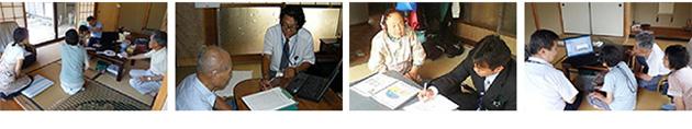 補聴器本舗はお客様のご自宅まで訪問して補聴器をご提案します