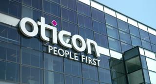 デンマークの補聴器メーカー「オーティコン(oticon)」